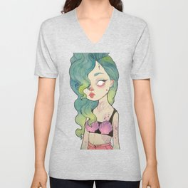 sea queen Unisex V-Neck