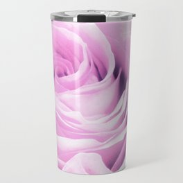 Sweet pastel rose Travel Mug
