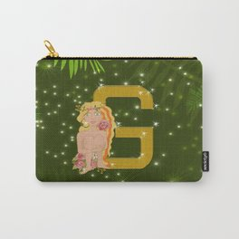 G for Gold Carry-All Pouch