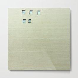 cinco Metal Print
