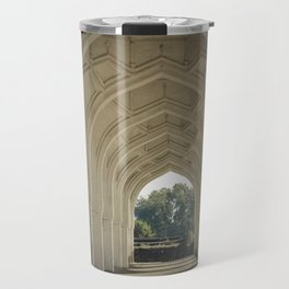 Arched colonnade Travel Mug