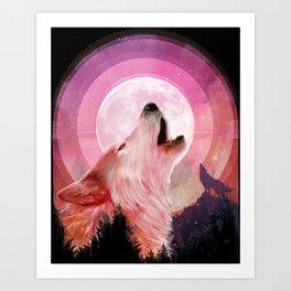 Wolfe Art Print