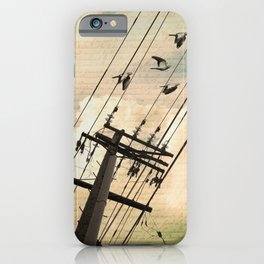 From Oakland, With Love iPhone Case