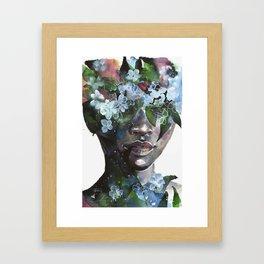 Garden II Framed Art Print