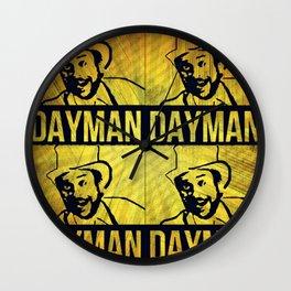 Dayman Wall Clock