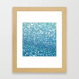 Lagoon Framed Art Print