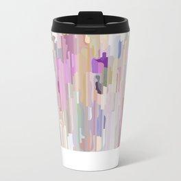 Wash the colours Metal Travel Mug