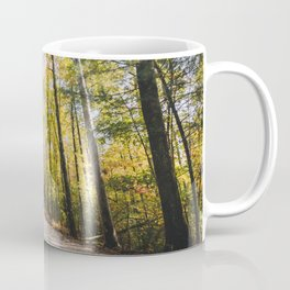 Forest Road - Muir Valley, Kentucky Coffee Mug