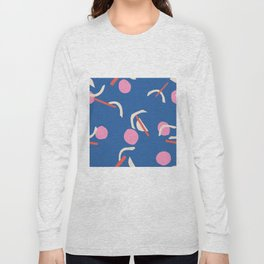 Cut and Paste Long Sleeve T-shirt