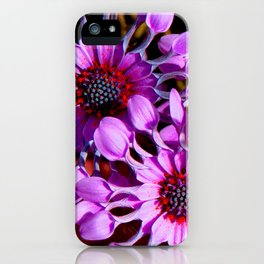 Purple Whirligig - Phoenix iPhone Case