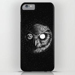 Moon Blinked iPhone Case