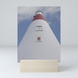 Looking up at Portland Bill Mini Art Print