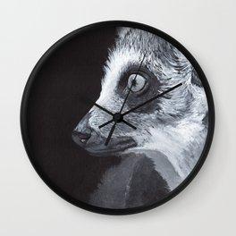 Noah's Ark Collection :: Lemur Wall Clock