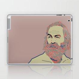 Walt Whitman Laptop & iPad Skin
