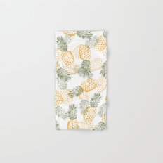 Pineapple mess Hand & Bath Towel