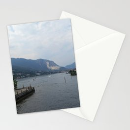 Leaving the Island Stationery Cards