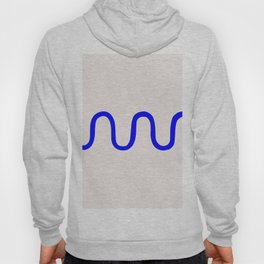 Abstract Shape Series - Squiggle Hoody