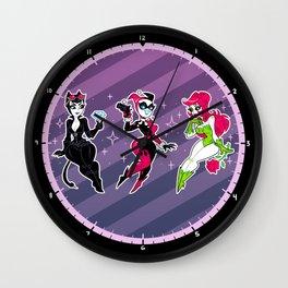 Gotham Sirens Wall Clock
