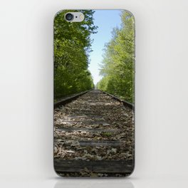 railRoad2 iPhone Skin
