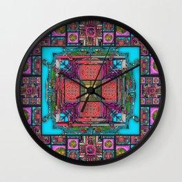 Complicated 2 Wall Clock