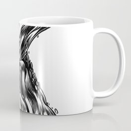 The Illustrated K Coffee Mug