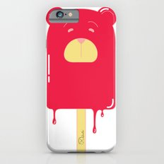Oso Paleta Helada (rojo) (Popsicle Bear (red) iPhone 6s Slim Case