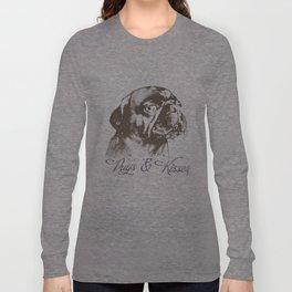 Pugs & Kisses Long Sleeve T-shirt