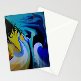 Water Spirit Stationery Cards
