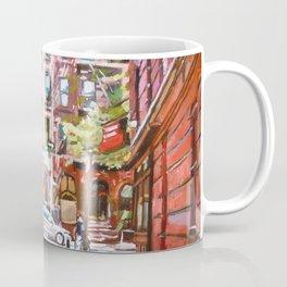 Minetta Lane, Greenwich Village Coffee Mug