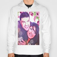 custom Hoodies featuring Custom commission by Raleenadrawings