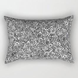 Wild Garden Rectangular Pillow