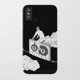 Slow Ride iPhone Case