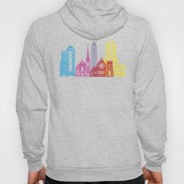 Charlotte skyline pop Hoody