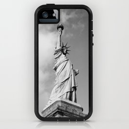 Lady Liberty - NYC iPhone Case