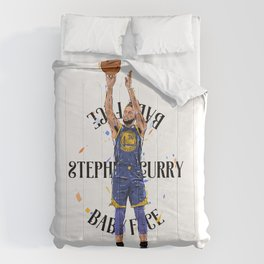 Stephen «Babyface» Curry Comforters
