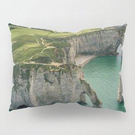 Elephant cliffs Pillow Sham
