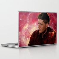 dean winchester Laptop & iPad Skins featuring Supernatural - Dean Winchester by p1xer