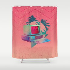 BMI 98 Shower Curtain