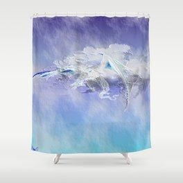 Sky Dragon Shower Curtain