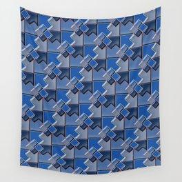 Geometrix XCV Wall Tapestry