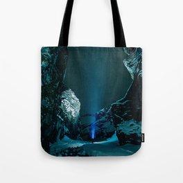 Ice Breaker Star Gazer Tote Bag