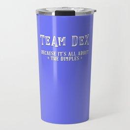Team Dex Travel Mug