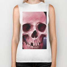 Skull 8 Biker Tank