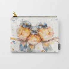 Little Bluebirds Carry-All Pouch