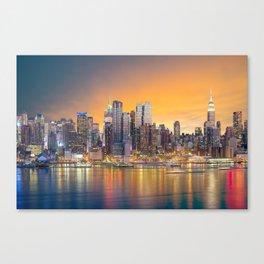 New York 06 - USA Canvas Print