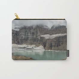 Grinnell and Salamander Glaciers, Soon Things of the Past Carry-All Pouch