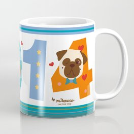 Welcome 014 Coffee Mug