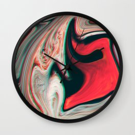 CONFUSE Wall Clock
