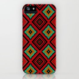 Indi-abstract#06 iPhone Case