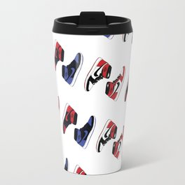Air Jordan 1 Pattern Travel Mug